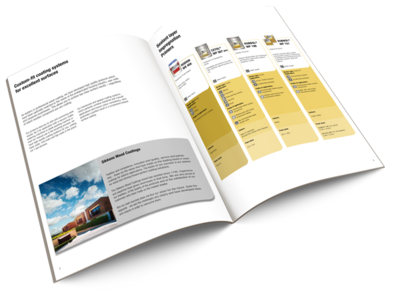 Tailored carpentry products brochure